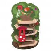 Настенная игрушка Приключение на дереве