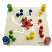 """Развивающая игра """"Разноцветные шары"""""""