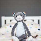 Мягкая игрушка-ночник с мелодиями KATIE (котёнок)