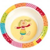 Тарелка глубокая Rainbow Rabbit