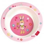 Тарелка глубокая Bungee Bunny
