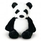 Панда бамбуковая плюшевая