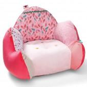Детское кресло единорог Луиза