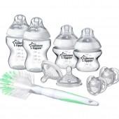 Набор бутылочек для новорожденных от 0 мес
