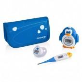 Комплект из 3 цифровых термометров Thermokit (синий)