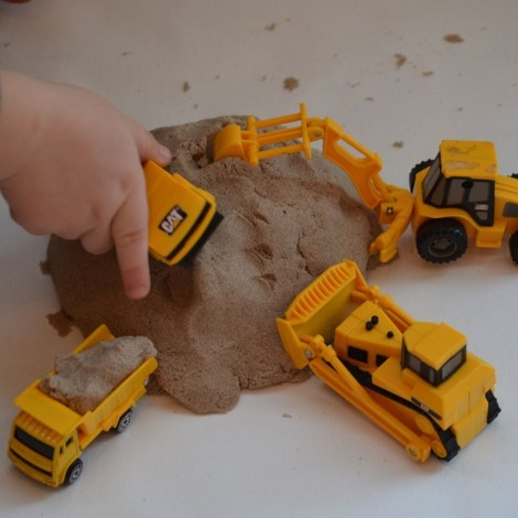 Кинетический песок 5 кг  (арт. 150-201)