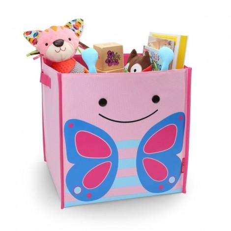 """Большая коробка для игрушек """"Бабочка""""  (арт. 292106)"""