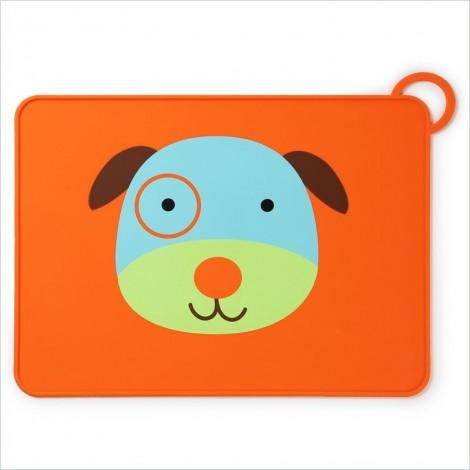 Силиконовая подставка под посуду - Собака  (арт. 252055)