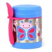 Термос для еды - Бабочка