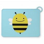 Силиконовая подставка под посуду - Пчёлка