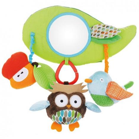 """Развивающая игрушка на коляску и автокресло """"Сказочный лес""""  Treetop Friends  (арт. 185600)"""