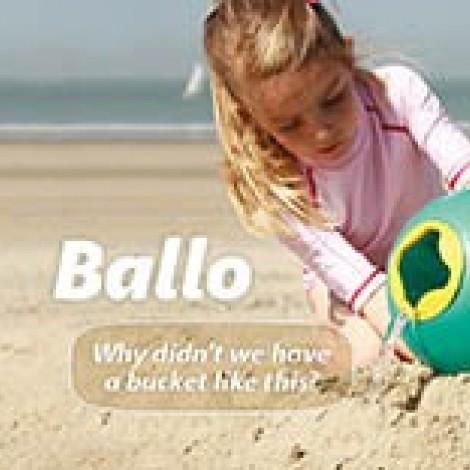 Ведёрко для воды Ballo Calypso