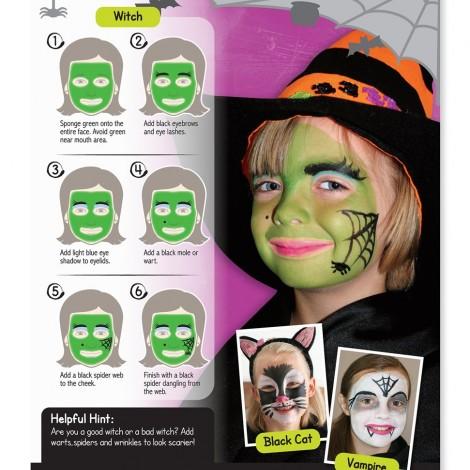 Набор красок для лица