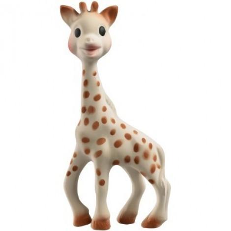 Игрушка-прорезыватель Жирафа Софи So Pure  (арт. VU-616331)