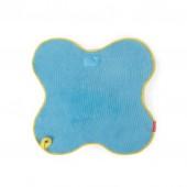 """Одеялко для купания с термо-индикатором """"Кит"""""""