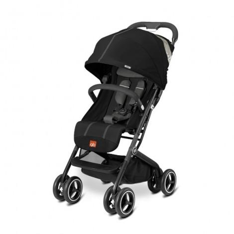 Прогулочная коляска Qbit + Black