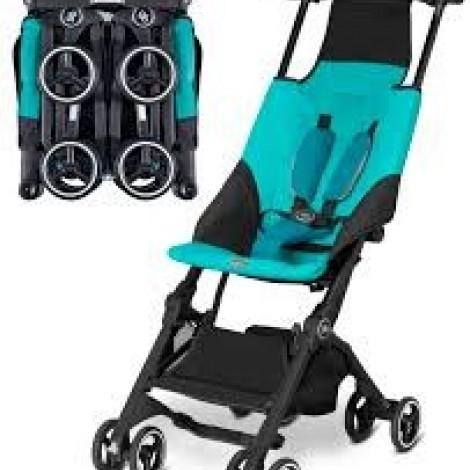 Прогулочная коляска Pockit Capri Blue