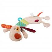 Игрушка-обнимашка собачка Джеф