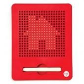 Магнитная досточка для рисования 3+ (красная)