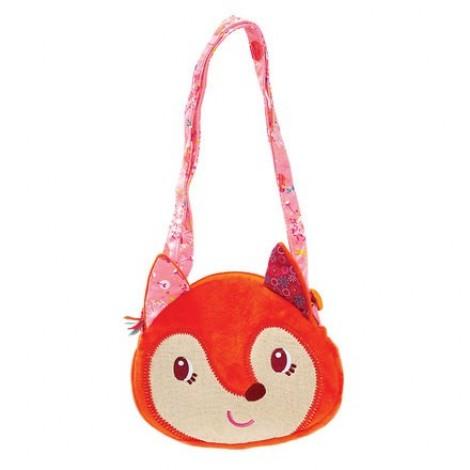Детская сумочка лисичка Алиса  (арт. 86811)