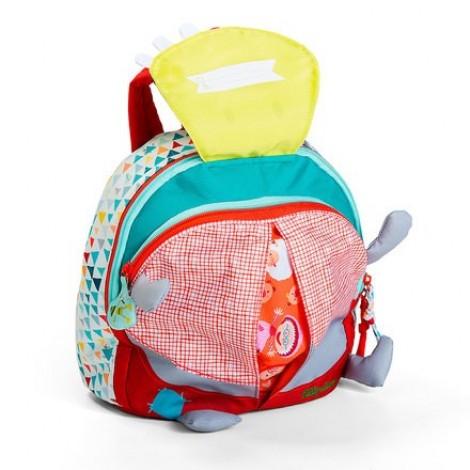 Детский рюкзак волк Николас  (арт. 86776)