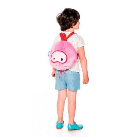 Мягкий рюкзак медуза Амели  (арт. 86639)