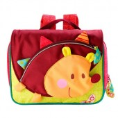 Детский школьный рюкзак ежик Симон