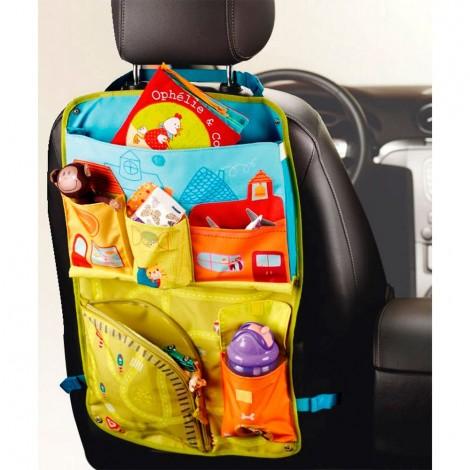 Детский органайзер в автомобиль  (арт. 86309)