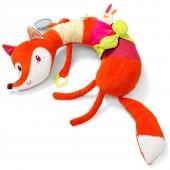 Подушка-игрушка лисичка Алиса