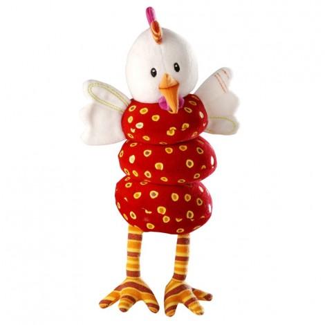 Танцующая игрушка курочка Офелия  (арт. 86083)