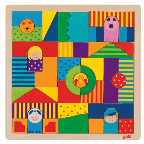 """Детская мозаика """"На ферме""""  (арт. 58659)"""