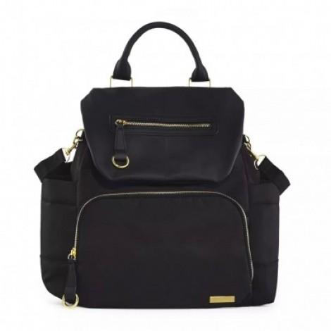 Рюкзак для мамы Chelsea Downtown Chic Black  (арт. 200400)