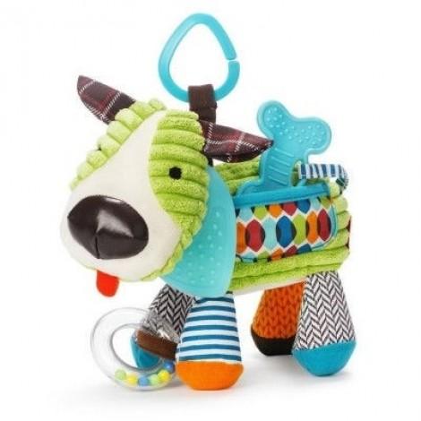 Развивающая мягкая игрушка - Собака
