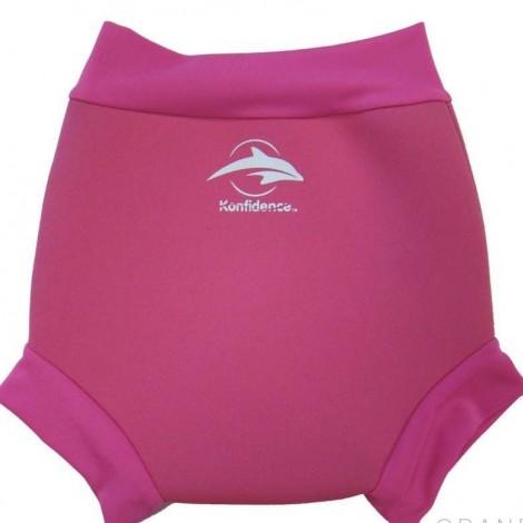 Детские неопреновые трусики для плавания (Pink, 3-6 мес/4-7 кг)