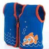 Детский плавательный жилет - поплавок (18 мес-3 года)