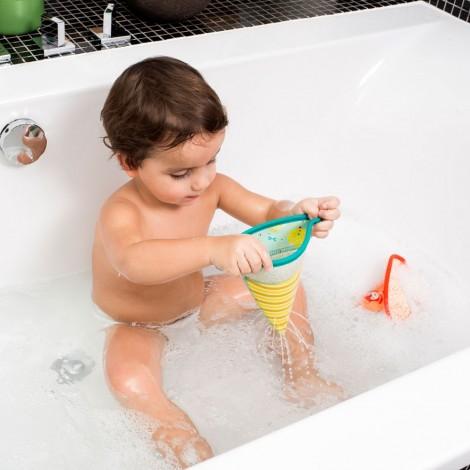 Игрушка для ванной: 3 маленьких кораблика  (арт. 86772)