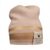 Детская шапка Gilded Pink 0-6m