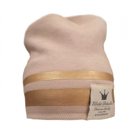 Детская шапка Gilded Pink 6-12m