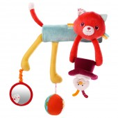 Игрушка-подвеска кошечка Колетт