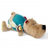 Большая развивающая игрушка медведь Цезарь
