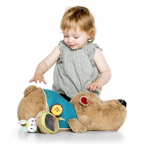 Большая развивающая игрушка медведь Цезарь  (арт. 86839)