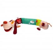 Большая развивающая игрушка собачка Джеф