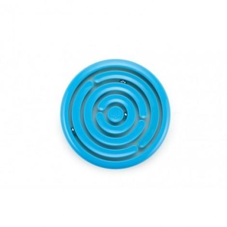 Головоломка-лабиринт с шариками (голубая)  (арт. 10419)