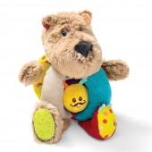 Игрушка-погремушка медведь Цезарь