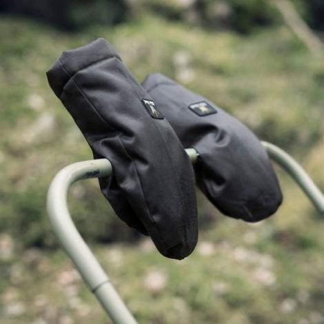 Варежки на коляску серии Black Edition