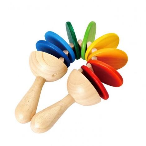 Деревянная игрушка Трещотка  (арт. 6413)