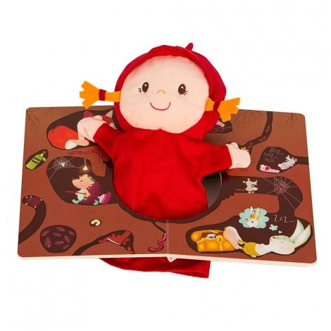 Кукольный театр-книга Красная Шапочка  (арт. 86460)