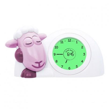 Тренер сна с ночником Ягненок Сэм (цвет розовый)  (арт. ZA-SAM-03)