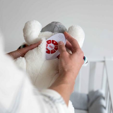 Мягкая игрушка Барашек Лиз с имитацией сердцебиения  (арт. ZA-LIZ-01)