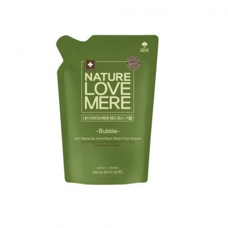 Жидкое мыло для рук с антибактериальным эффектом, 250мл (сменный блок)  (арт. 8809402090709)